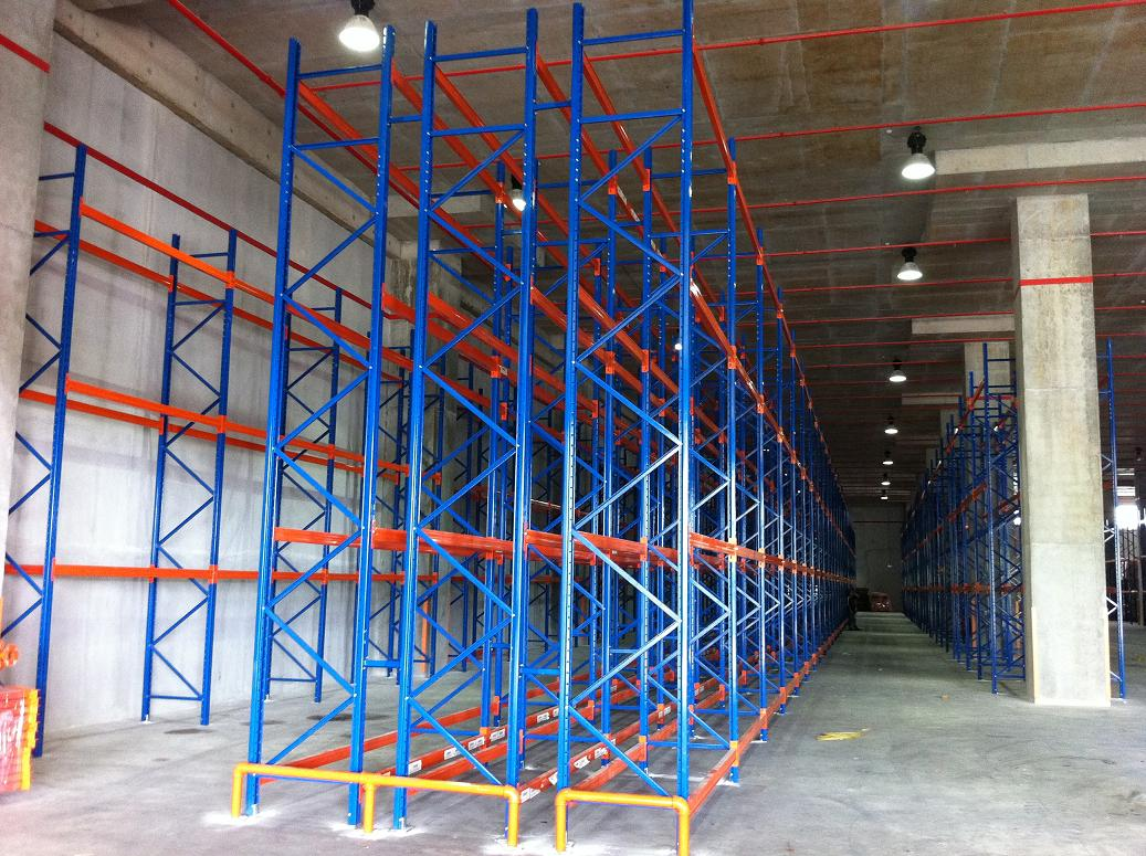 Adjustable Pallet Rackings